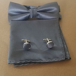 Mens Bow Tie Dress Set